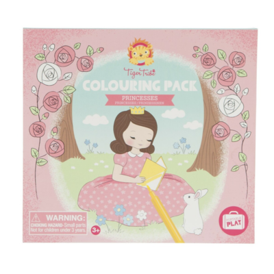 Colouring Pack Princesses