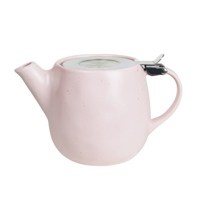 Pink Earth Teapot