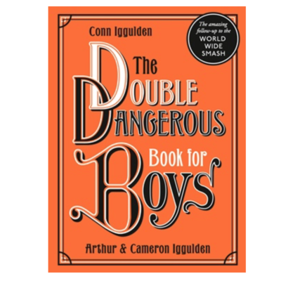 Double Dangerous Book For Boys